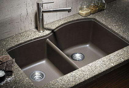 Granite Undermount Sink : granite undermount sink granite counter