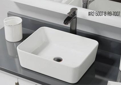 elkay rene r2-5007-b-r9-7007 lavatory